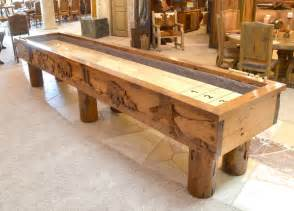 building our own shuffleboard table plans needs to be