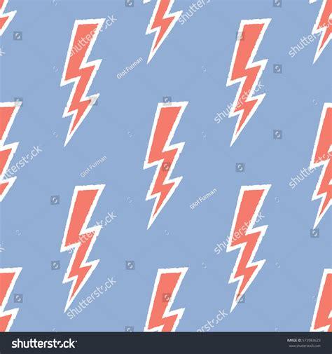 bolt pattern en francais flash lightning bolt seamless pattern vector stock vector