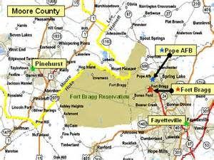 map of fort bragg carolina county offers easy access to fort bragg images frompo