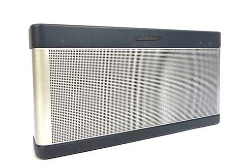 bose soundlink mobile speaker 3 bose bluetooth lautsprecher soundlink iii mobile speaker