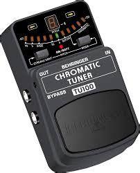 Harga Tuner Pedal behringer tu300 chromatic pedal tuner yowisband