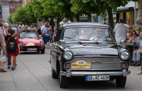 Auto Huber Nalbach by Sommerliche Oldie Ausfahrt Lockte Viele Zuschauer Nach