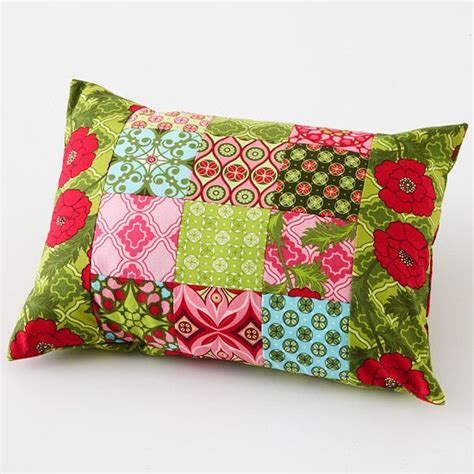 Free Patchwork Cushion Patterns - easy sewing projects design quilt pillow and patterns
