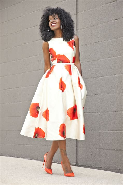 The Style Pantry by Floral Print Midi Dress