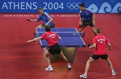 Olympic Table Tennis by Michael Maze Photos Photos Olympics Day 8 Table Tennis