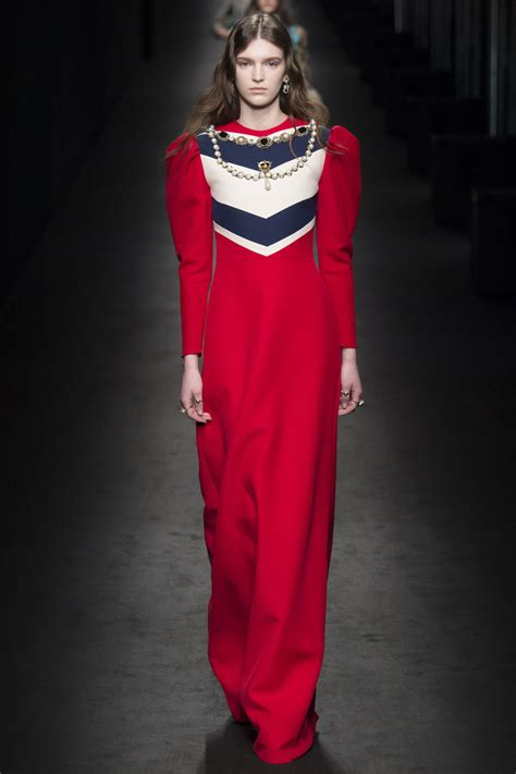 gucci fall  ready  wear collection vogue