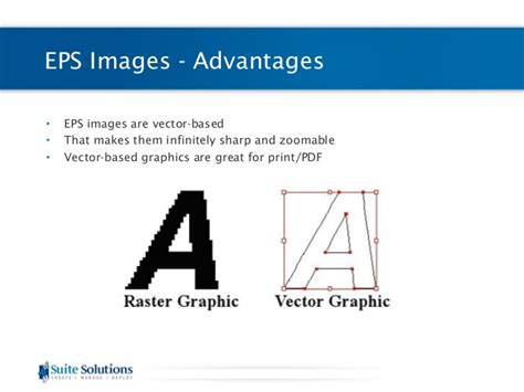 eps format advantages and disadvantages suite labs publishing eps images to pdf and html outputs