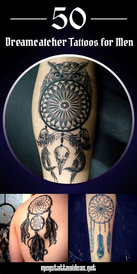 dreamcatcher tattoos for men dreamcatcher tattoos for ideas and inspirations for guys
