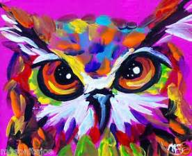 Deer Sofa 25 Best Ideas About Owl Paintings On Pinterest Colorful