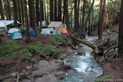 lowes highland indiana limekiln state park cground big sur hikespeak