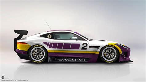 Jaguar Gt Car by Jaguar Is Building An F Type Gt4 Race Car