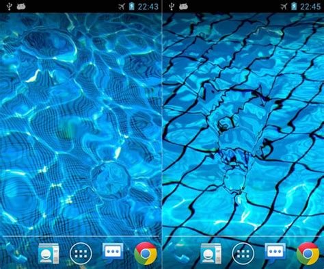 live wallpaper android 25 live wallpapers to liven up your android home screen hongkiat