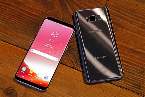 3 samsung s8 galaxy s8 and galaxy s8 the specs bgr