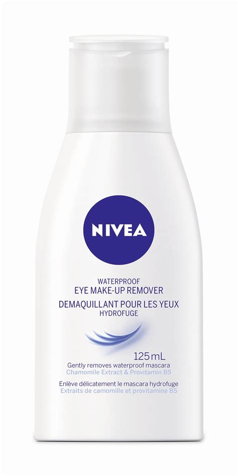 nivea waterproof eye make up remover reviews in eye makeup