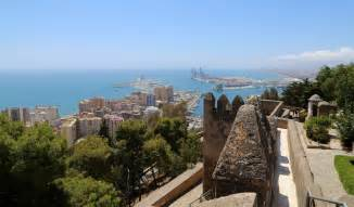 mirador de gibralfaro malaga gibralfaro castle what to visit in m 225 laga tripkay guide