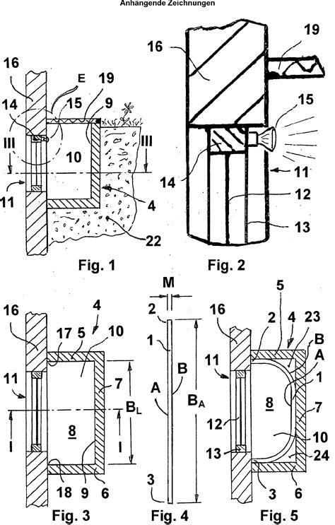 lichtschacht auskleidung patent de102010006468b4 auskleidung kellerfenster