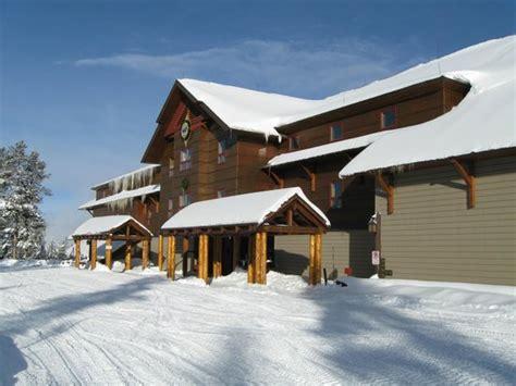 Faithful Snow Lodge Cabins by Mallard Lake Ski Trail Picture Of Faithful Snow