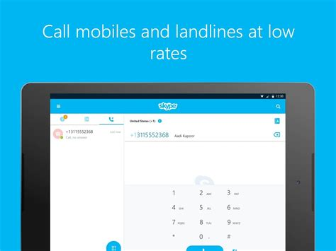 skype to mobile free skype free im calls android apps on play