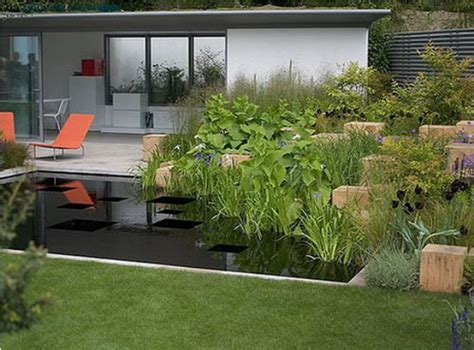 creating a simple minimalist home garden design