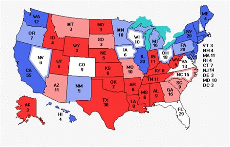 which states are swing states the state of the swing states