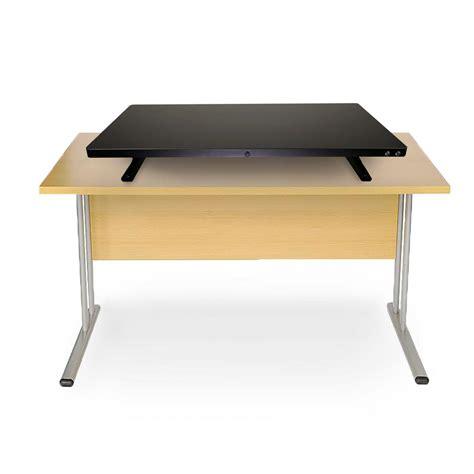 Mind Reader Electric Powered Black Adjustable Standing Powered Standing Desk