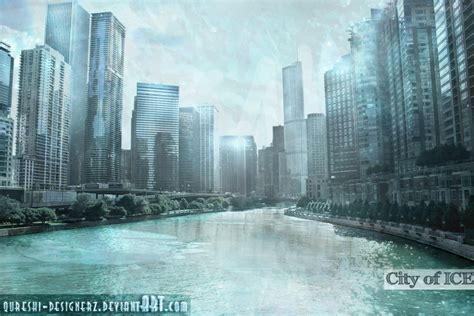 ice city city of ice by qureshi designerz on deviantart
