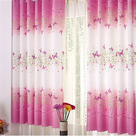 butterfly door curtain uk butterfly tulle door window curtain drape panel sheer
