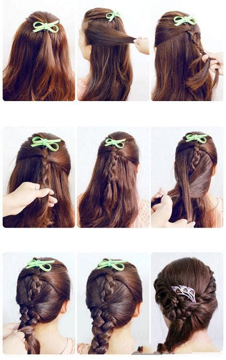 ulzzang hairstyles for school ulzzang hairstyle tutorial for school foto video