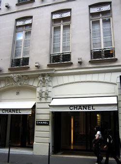 An Inside Look At Chanel Part Four bellasugar s insider look into chanel part iv coco s