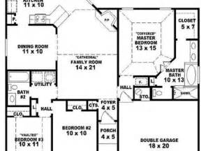 3 Br 2 Bath Floor Plans one bedroom two story house plans mexzhouse com