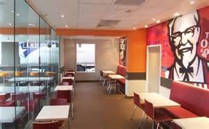 interior design fast food beautiful fast food restaurants kfc interior design