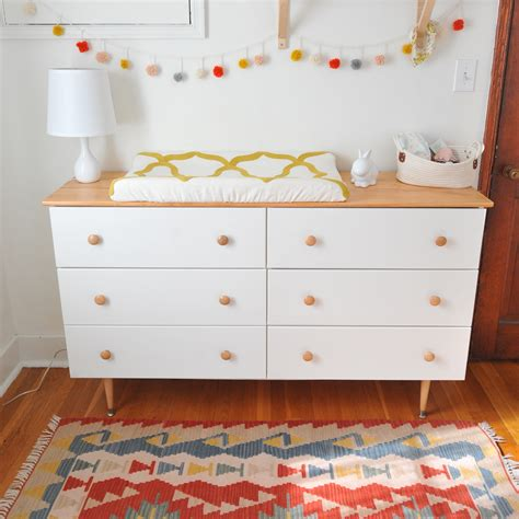 ikea tarva hack a new bloom diy and craft projects home interiors