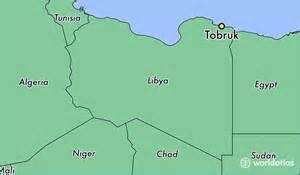 where is tobruk libya where is tobruk libya located