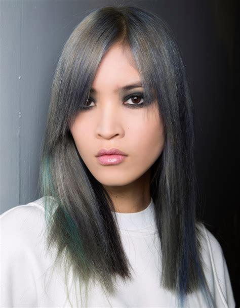cheveux chatain meche grise coloration des cheveux moderne teinture cheveux homme gris les cheveux gris chez les hommes une couleur tr s actualit du