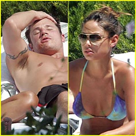 Minnillo And Nick Lachey Hit The Pool by Minnillo Nick Lachey Are Pool Pals