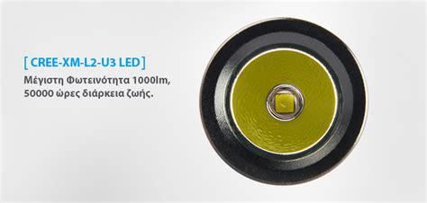 Sale Xtar Pacer Wk18 Senter Led Cree Xm L2 U3 1000 Lumens xtar wk18 1000lm