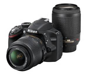 new nikon digital d3200 200mm zoom kit 18 55mm 55 200mm ebay