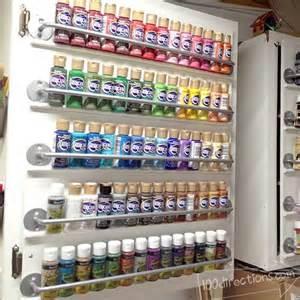 craftaholics anonymous 174 craft paint storage ideas
