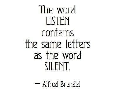 Letter Never Silent quotes sayings pictures and images
