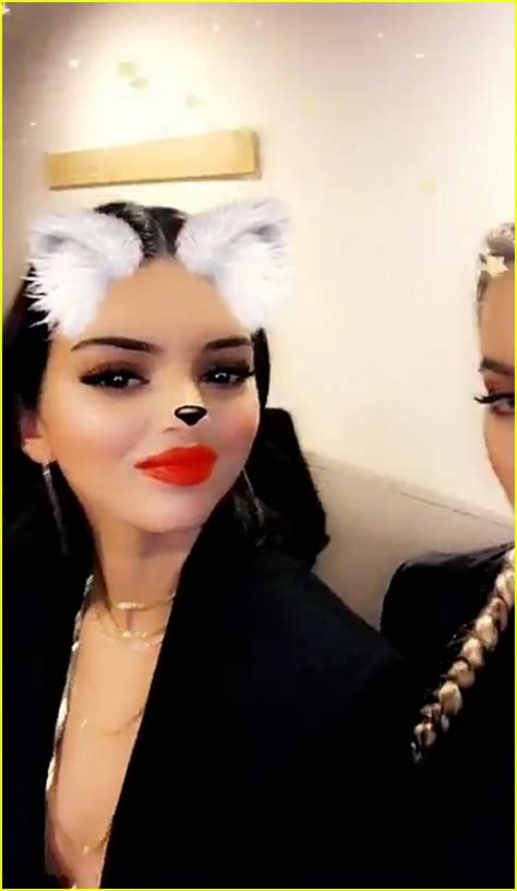 kim and khloe kardashian family feud kendall jenner is taping family feud with her family