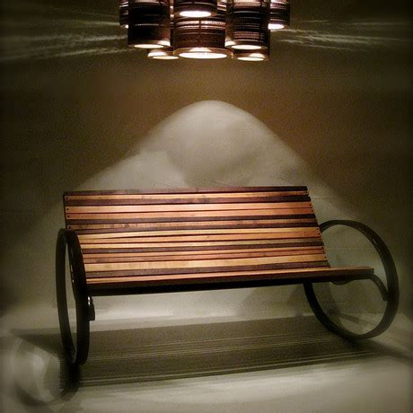 shiner bench shiner international extraordinary organic furniture