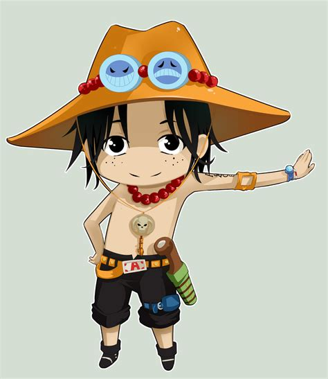 ace from one piece hurt like no other tattoos pinterest image portgas d ace chibi jpg fight of characters wiki