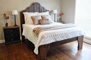 Bed Frames Diy Wood 21 Diy Bed Frames To Give Yourself The Restful Spot Of