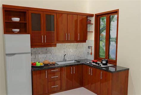 layout dapur minimalis contoh bentuk dapur kecil minimalis rumah minimalis