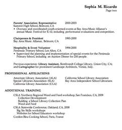 how to write an academic resume resume example for an academic librarian susan ireland resume interesting example for bank teller job position