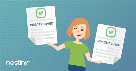 Mortgage Pre Qualification Letter Vs Pre Approval Nestiny Funiversity Preapproval Letter Vs Prequalification For Home Loan