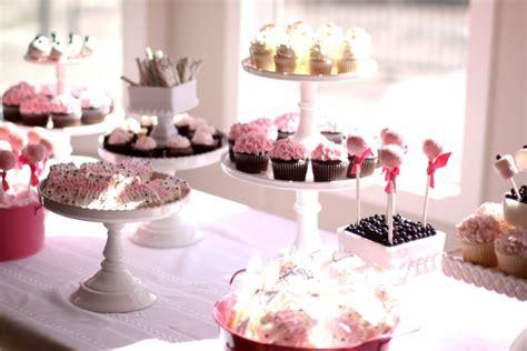 bridal shower dessert table 35 delicious bridal shower desserts table ideas
