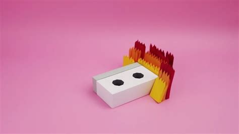 Creative Papercraft - creative motion papercraft 11 fubiz media