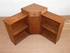 Corner Bookcase Cabinet Deco Corner Bookcase Cabinet Antiques Atlas