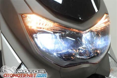 Lu Led Depan Motor R15 confirmed lu depan dan lu rem yamaha nmax sudah led pertamax7